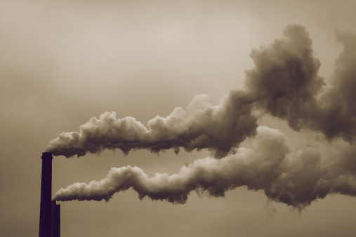 Jak powstaje smog?