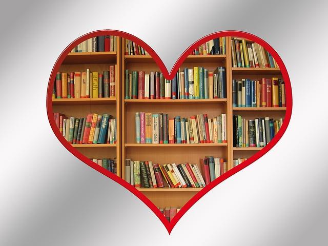 Kochamy książki!