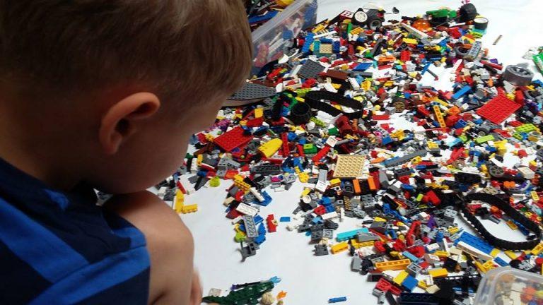 Lego w Krainie Emocji